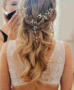 Bridal Hair guide - Makeup by Lauren