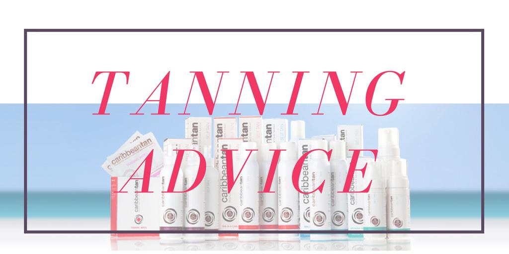 Tanning Advice - Makeup by Lauren