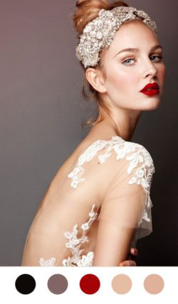 12 jaw dropping bridal makeup looks on the blog Makeup by Lauren