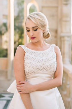 Classic Bride - Makeup by Lauren - And Story photo