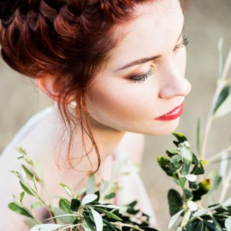 Makeup by Lauren - Olive Grove Styled Shoot - Astrid Bradley Photography