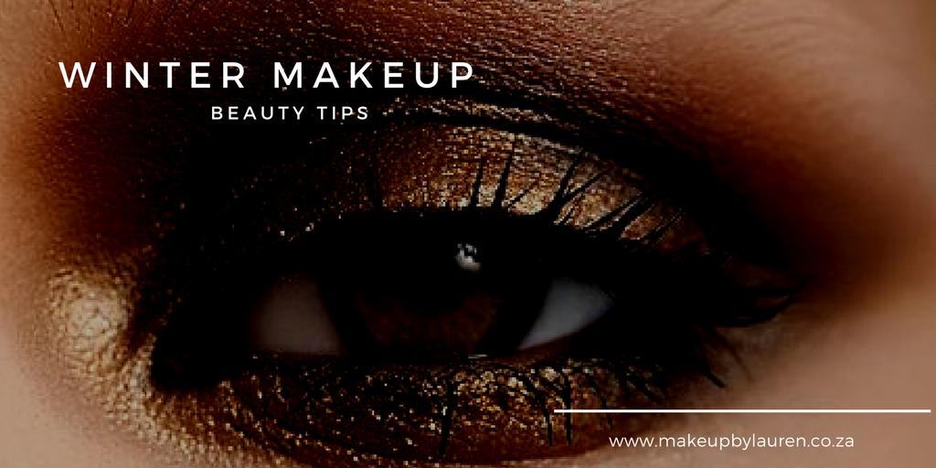 Winter beauty - Makeup by Lauren Blog